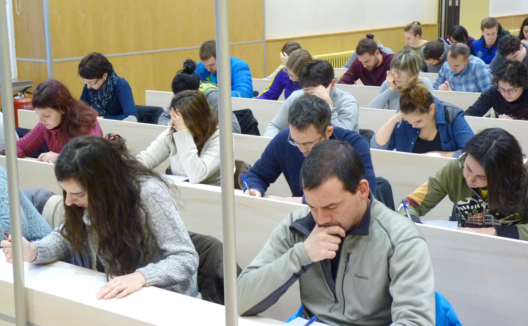 Uned Calendario Examenes.Uned Pamplona